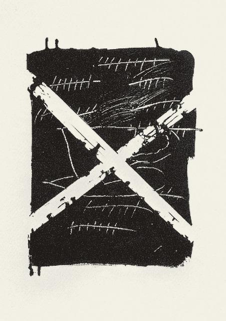 , 'Llambrec-8,' 1975, Polígrafa Obra Gráfica