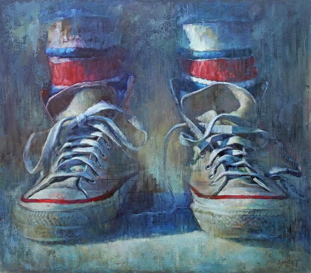 , 'Tube Socks,' 2017, Vault Gallery