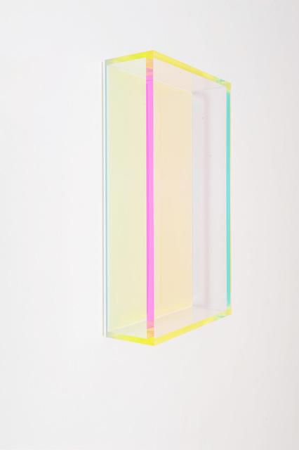 , 'color rainbow 2 soft_madrid B,' 2018, Rafael Pérez Hernando Arte Contemporáneo