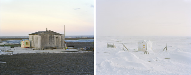 , 'Barrow Cabins 02,' Summer 2010-Winter 2012, G. Gibson Gallery