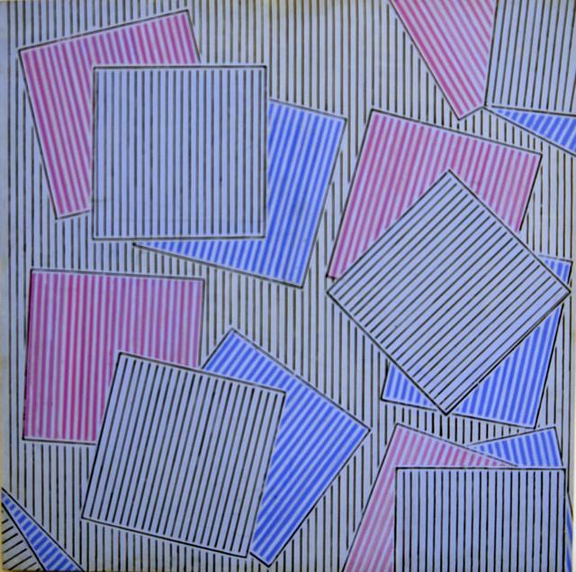 , 'Composition nr. 13,' 1974, Galerie Hans Mayer