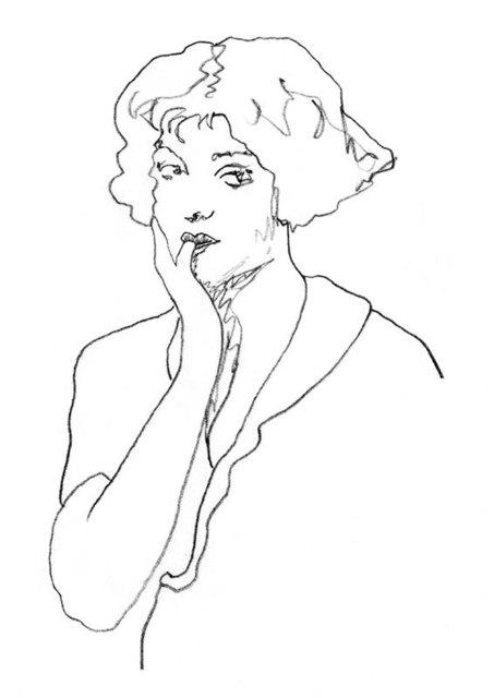 , 'Myrna,' 2012, Vintage Deluxe