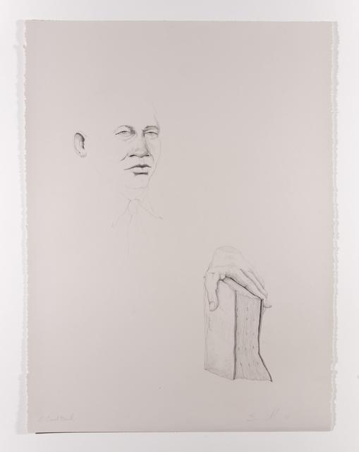 , 'A Good Book,' 2013, Maus Contemporary