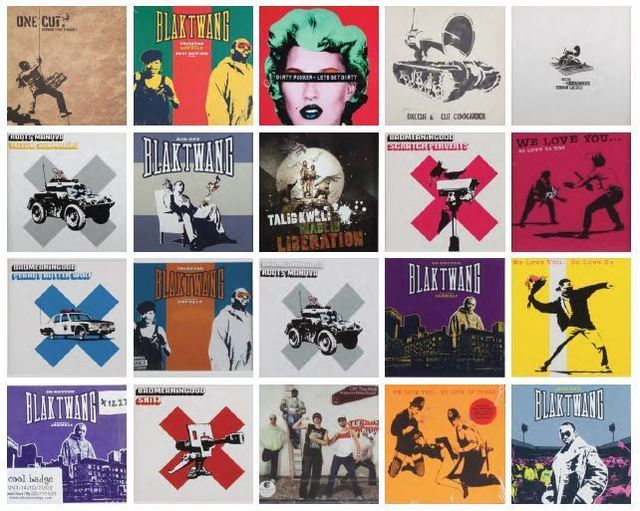 Banksy, 'Banksy Album Cover Artwork Collection (30 pieces)', Julien's Auctions