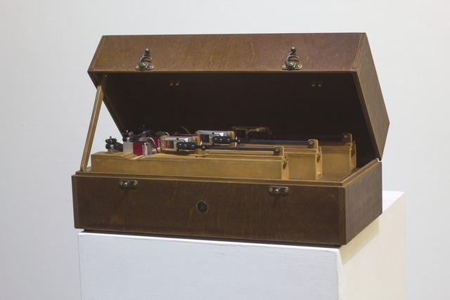 , 'E#01sound.of.suitcase-E#01,' 2013-2014, Project Fulfill Art Space