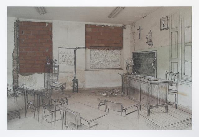 , 'Colegio Herrería ,' 2017, White Noise Gallery