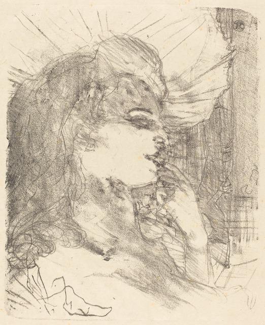 Henri de Toulouse-Lautrec | Anna Held (1896) | Artsy