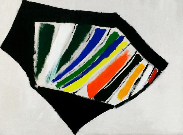 , 'Pentagon, Pentagon,' 2014, Robert Kananaj Gallery