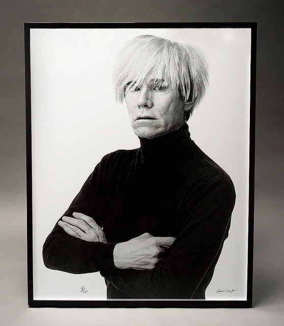 Andrew Unangst, 'Andy Warhol', 1985, Arton Contemporary