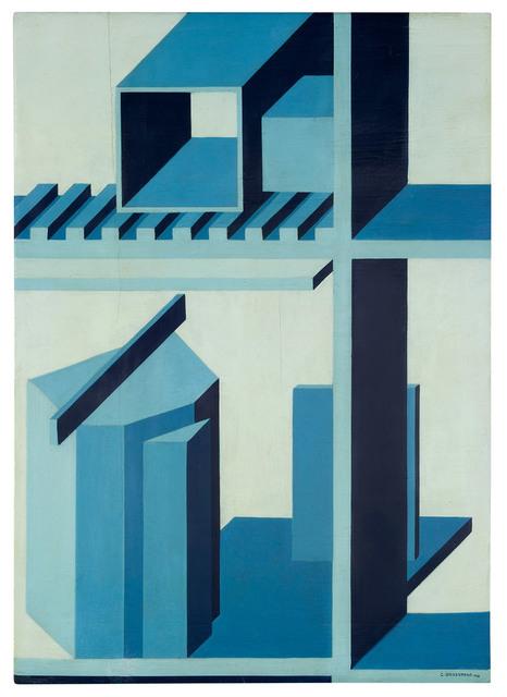 Carl Grossberg, 'Konstruktion', 1928, Galerie Michael Hasenclever