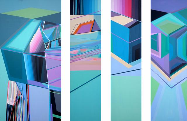 , 'Ar Livre #2,' 2017, Galeria de São Mamede