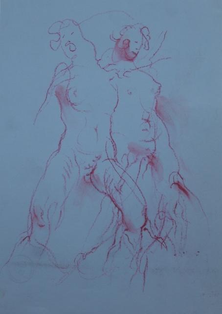 , 'Nudes in pink,' ca. 1990, Gallery Katarzyna Napiorkowska | Warsaw & Brussels