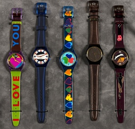 Tikkers - The Royal Academy of Art Watch Collection
