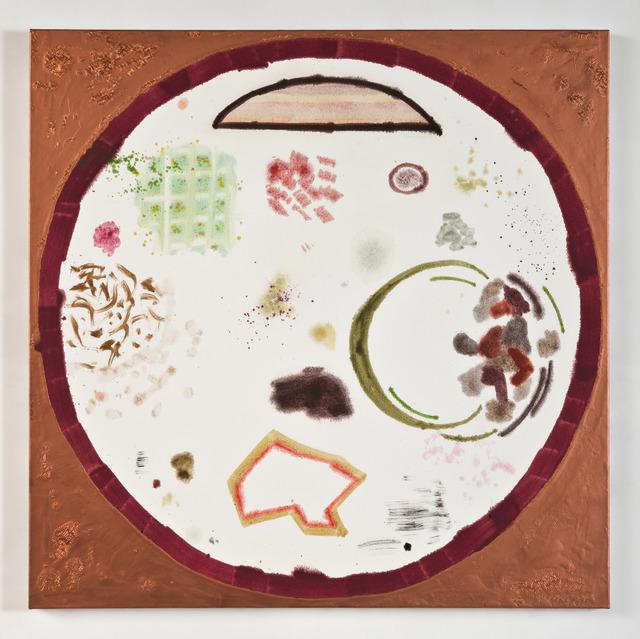 Rebecca Morris, 'Untitled (#03-10)', 2010, Galerie Barbara Weiss