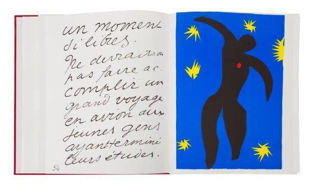 Henri Matisse, 'Jazz Portfolio', Books and Portfolios, The complete portfolio of twenty colour lithographs in colours on BFK Rives wove, Roseberys