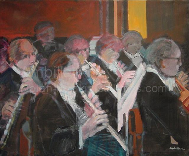 , 'Les Bois,' 2002, Nolan-Rankin Galleries