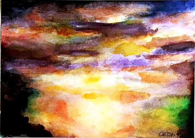 Jules Olitski, 'Flood of Color', 1997, Alpha 137 Gallery