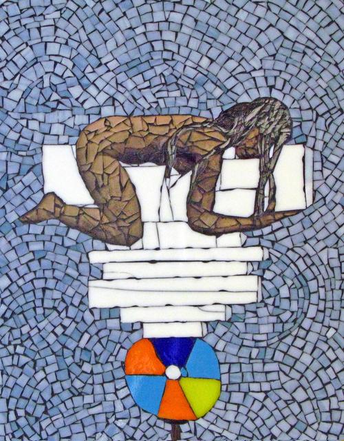 , 'Balancing Act,' 2016, ViVO Contemporary