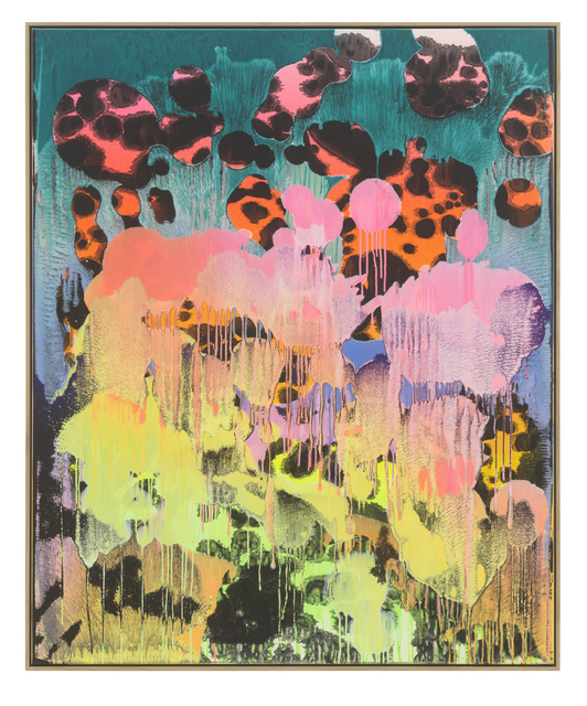 Christine Streuli, 'Over and over_01', 2019, Galeria Filomena Soares