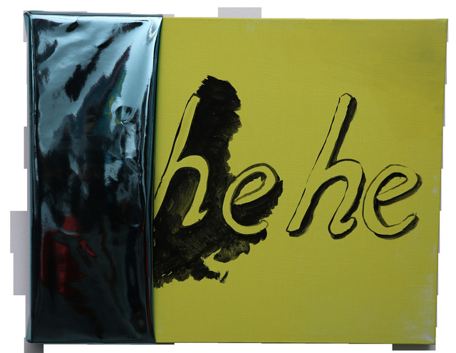 , 'HeHe,' 2017, Leo Gallery