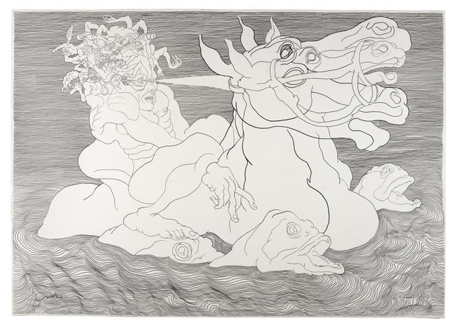 , 'Graphite #2,' 2012, V1 Gallery