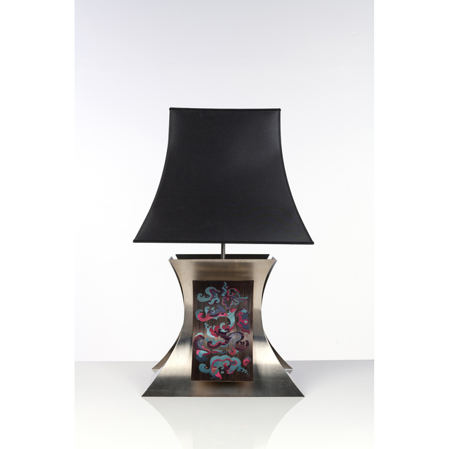 Lison de Caunes, 'Table lamp - Unique piece', 2009, PIASA