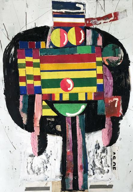 , 'Stuff on Paper,' 2018, Allouche Gallery