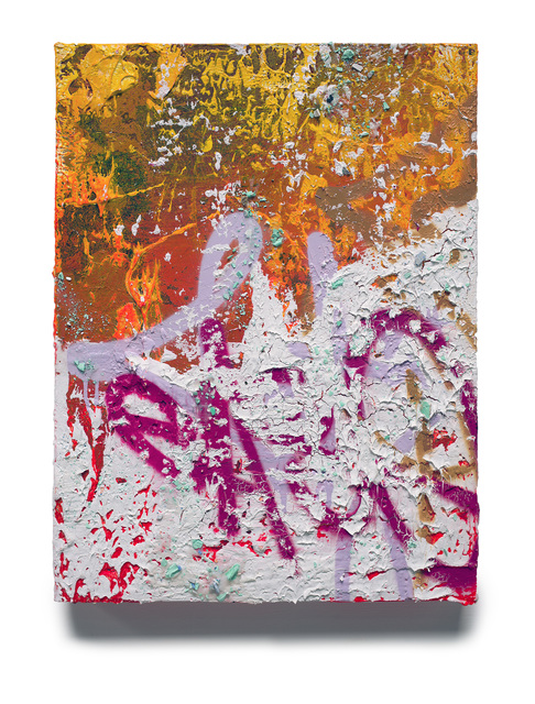 , 'Violet,' 2016, Yuka Tsuruno Gallery