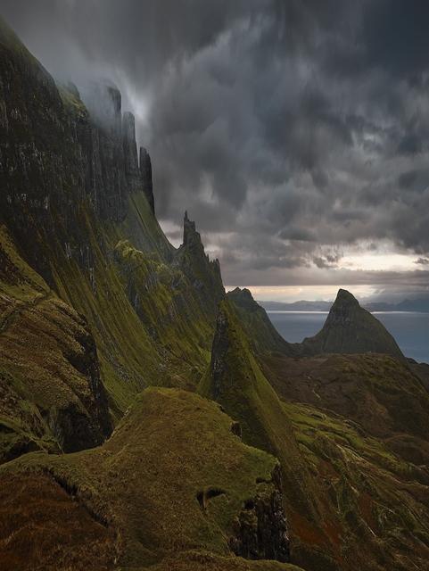 , 'Quiraing, Isle of Skye,' 2013, Opiom Gallery