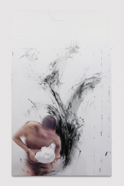 , 'SELF-PORTRAIT (Valentin) #2,' 2016, Baert Gallery