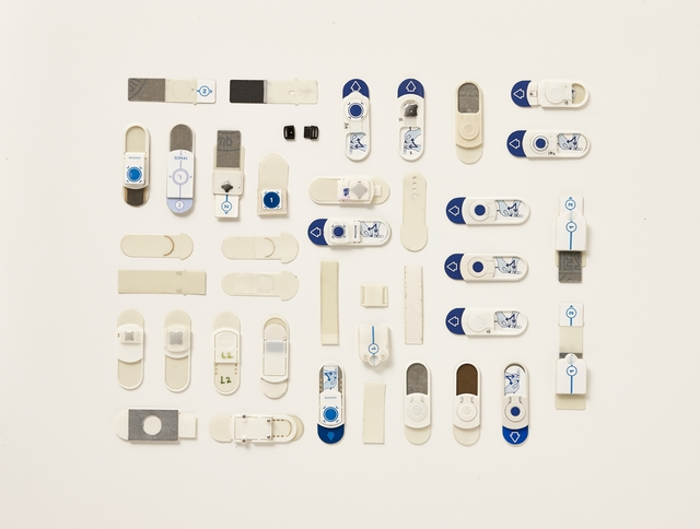 , 'Iomai Needle-Free Vaccine Delivery Prototypes,' 2006, Cooper Hewitt, Smithsonian Design Museum