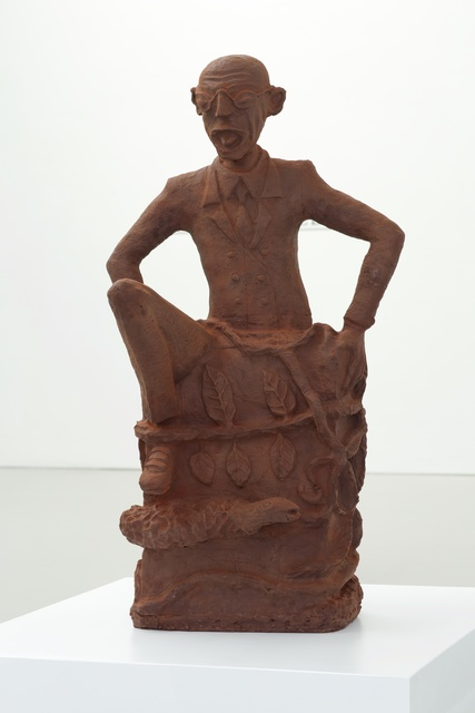 , 'The Art Collector by Jérémie Mabiala & Djonga Bismar,' 2015, Galerie Fons Welters