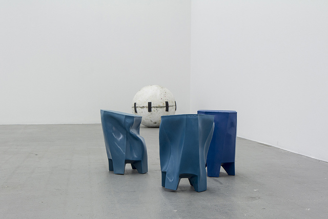 , 'Original Stool Performance,' 2017, Frederieke Taylor Gallery