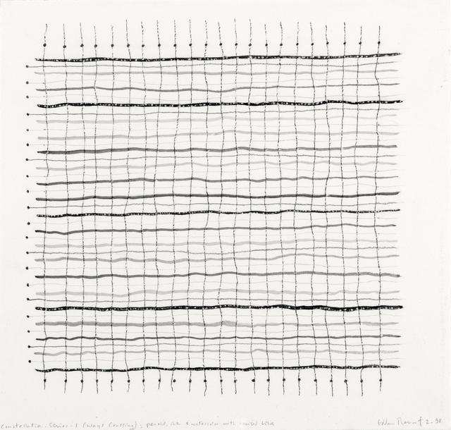 , 'Constellation Series - 1 (Ways Crossing),' 1998, Annely Juda Fine Art