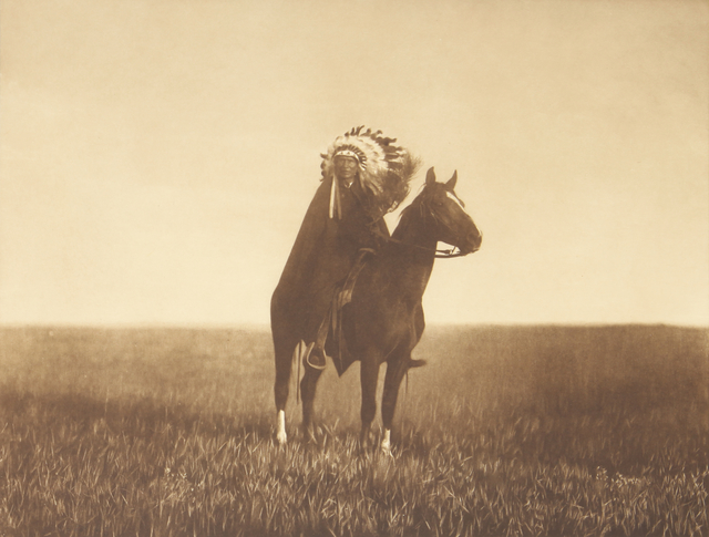 , 'The Prairie Chief,' 1907-1930, Empty Gallery