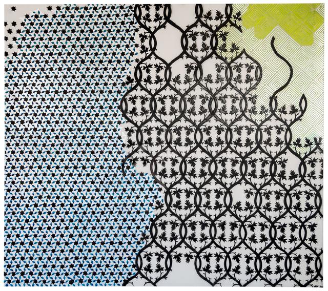 , 'boundaries of the spirit world,' 2017, Nancy Toomey Fine Art