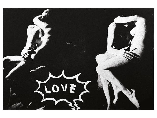, 'Love,' 1972, Frittelli Arte Contemporanea