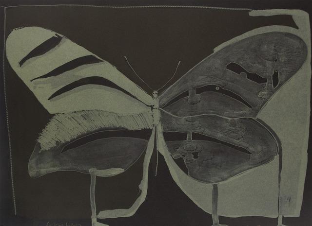 , 'Night Butterfly,' 1979, Tamarind Institute