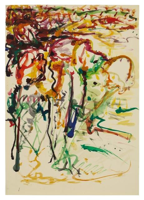 , 'Flowers,' undated, New York Studio School