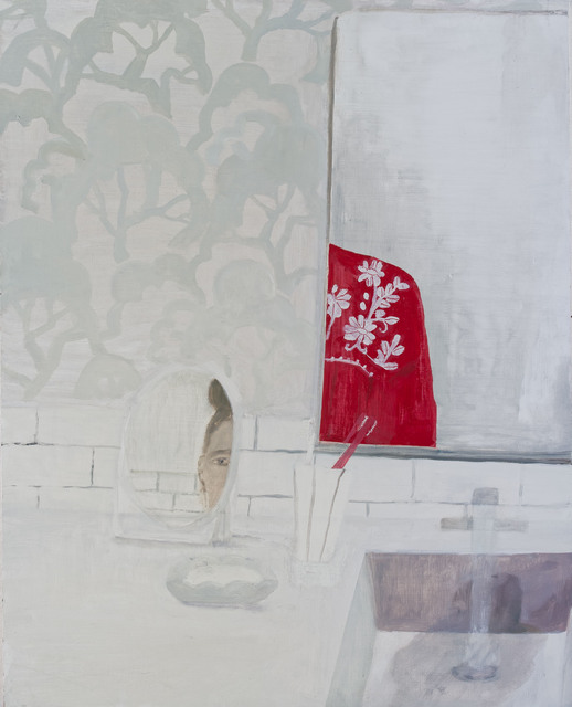 , 'Double Mirrors,' 2018, Nancy Margolis Gallery