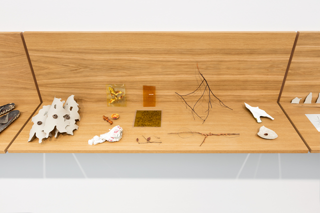 , 'Vitrine with Objects #4,' , Esther Schipper