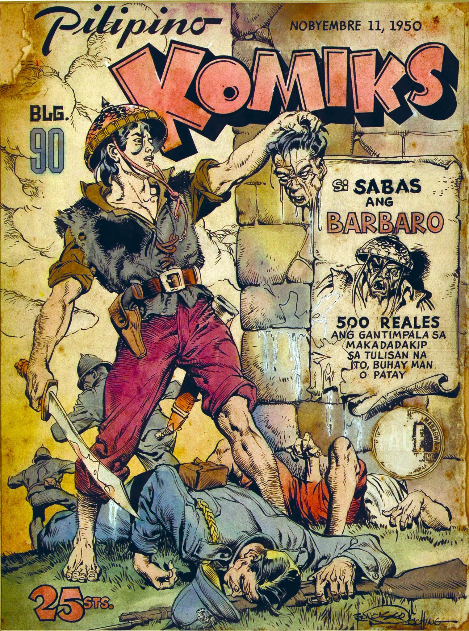 F V  Coching: Komiks at Kultura | Ayala Museum | Artsy