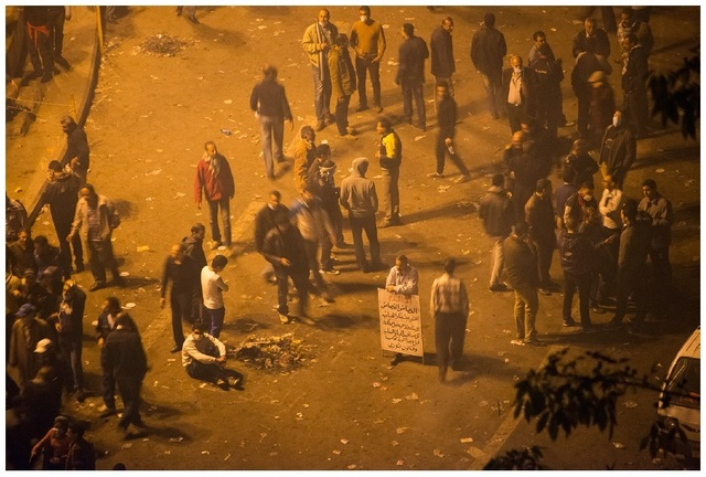 , 'Cairo, 25/01/2013 (Tahrir Square),' 2014, andriesse eyck galerie