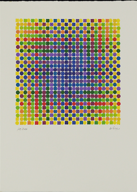 Julio Le Parc, 'Untitled', Print, Serigraphy, LAART