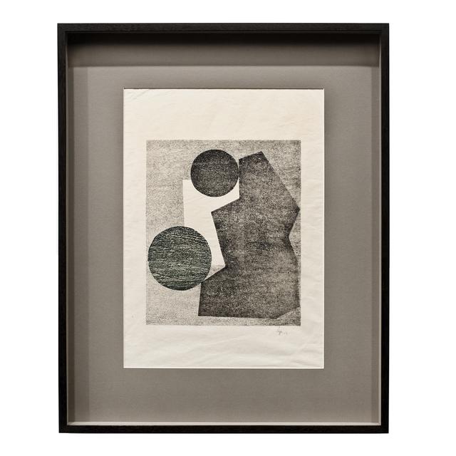 , 'Untitled, from the Tecelar series,' 1954, LURIXS: Arte Contemporânea