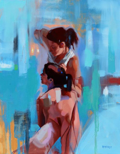 , 'Overlapping,' 2018, Helikon Gallery & Studios