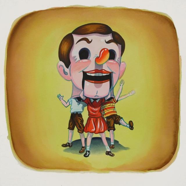 , 'Master Of Puppets,' 2016, Isabel Croxatto Galería