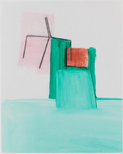 , 'Gabel ,' 2014, Galerie Heike Strelow