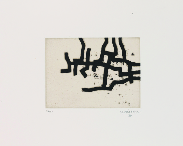 , 'Continuation III,' 1966, Sims Reed Gallery