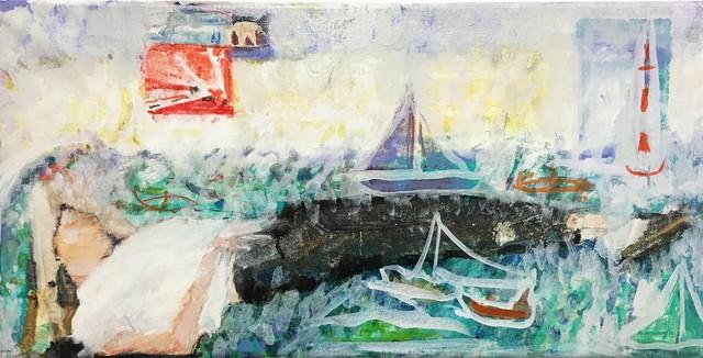 , 'Drifter,' 2018, Arusha Gallery